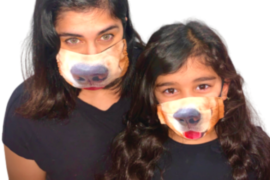 SPCA - Corona mask
