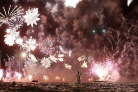 Silent Fireworks