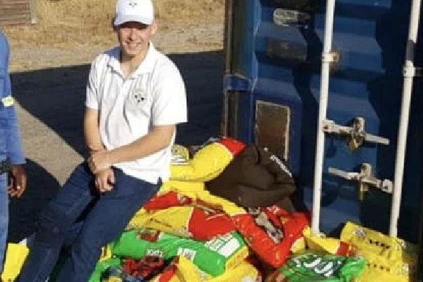 cape town teen uses birthday money help animal charity