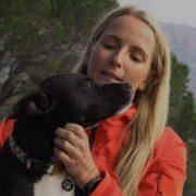 Adopted dog, Khaya, becomes mascot for Khayelitsha based animal clinic.