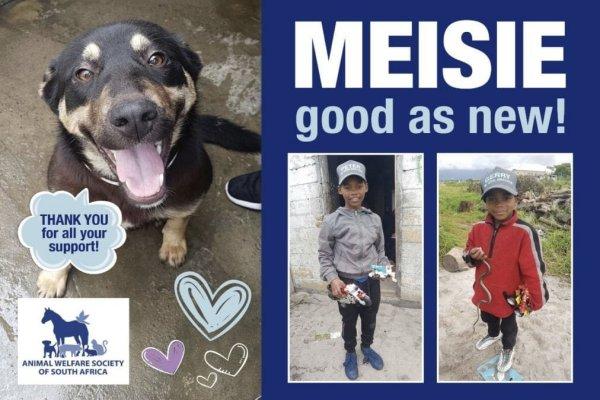 Meisie good as new - image 2