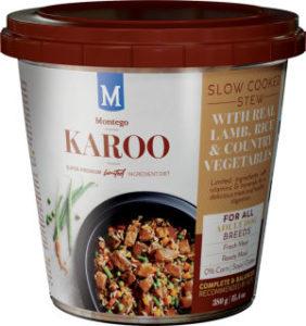 Karoo wet food