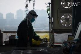COVID-19 - Wuhan residents on lockdown