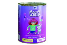 Whet your pet's appetite with the new Monty & Me wet food range